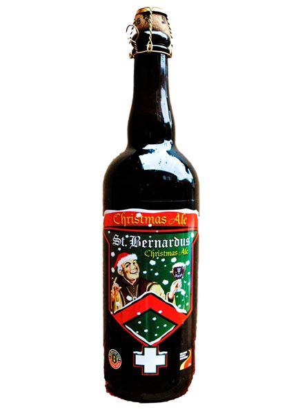 Buy St. Bernardus Christmas Ale 750ml online (St. Bernardus ...