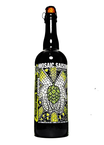 Buy Mosaic Saison Online Anchorage Brewing Co Beer Gonzo