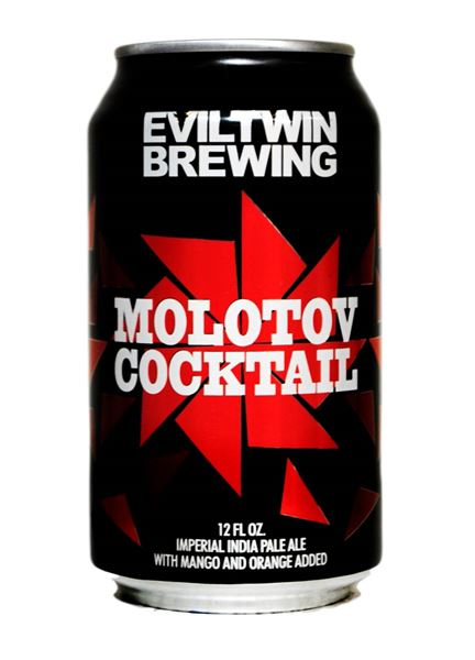 Buy Molotov Cocktail Can Online Evil Twin Brewing