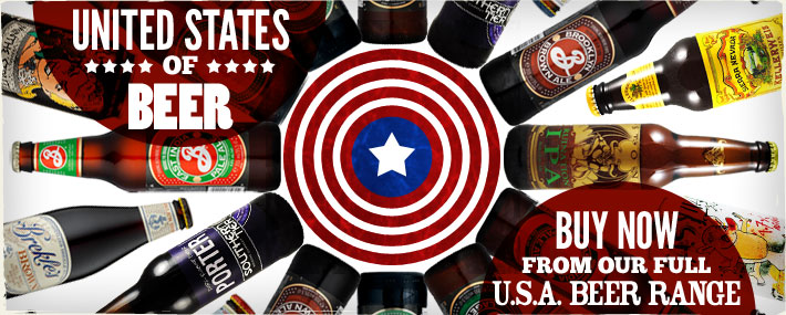 United States of Beer - Buy now from our full USA beer range