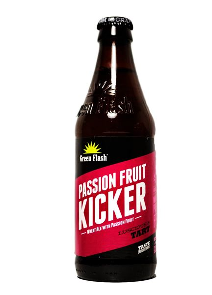 ea9913daaf0 Buy Passion Fruit Kicker online (Green Flash Brewing Co.) // Beer Gonzo