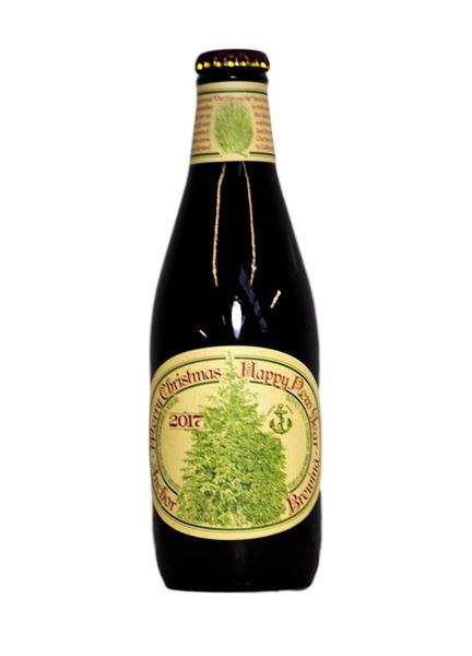 Christmas Ale.Anchor Christmas Ale 2017